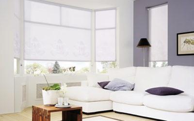 Выбираем рулонные шторы на окна