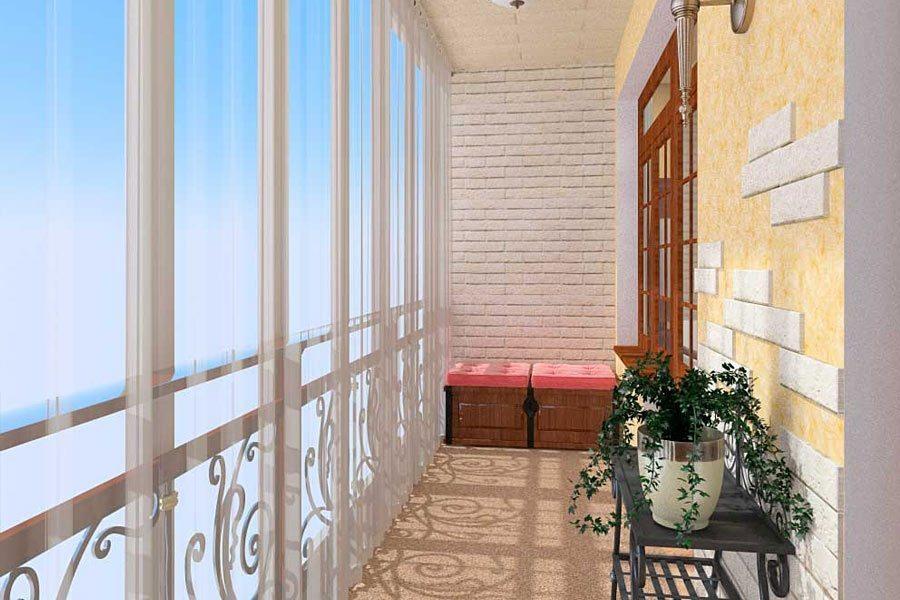 Французский балкон: плюсы и минусы остекления балконов