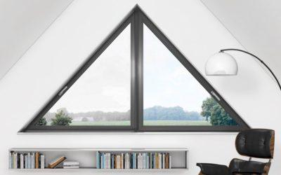Пластиковые окна: нестандартные конструкции