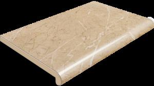 пластолит-бежевый мрамор
